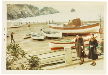 two women by the sea, may 67